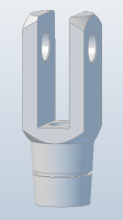 IR Clevis drawing
